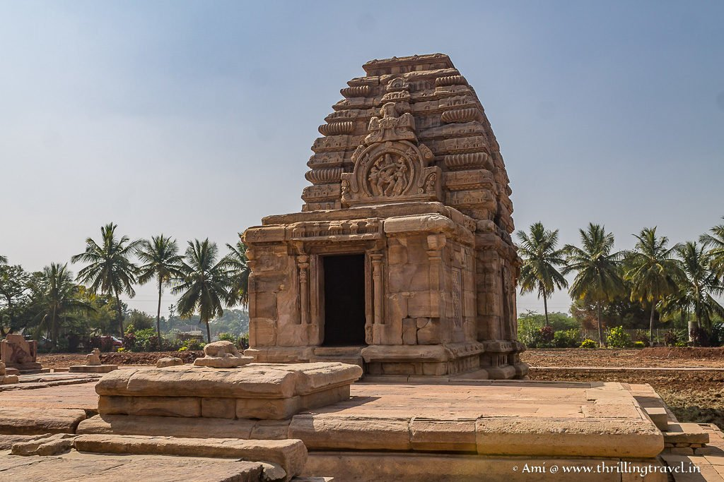 Jambulingeshwara Temple in Pattadakal