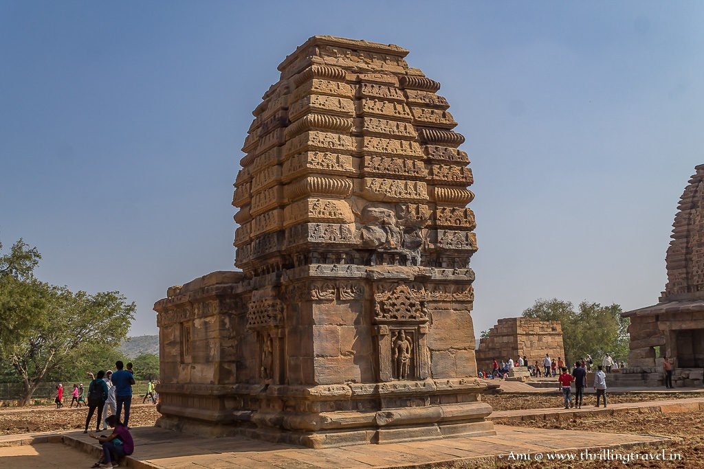 Kadasiddheshwar Temple at Pattadakal
