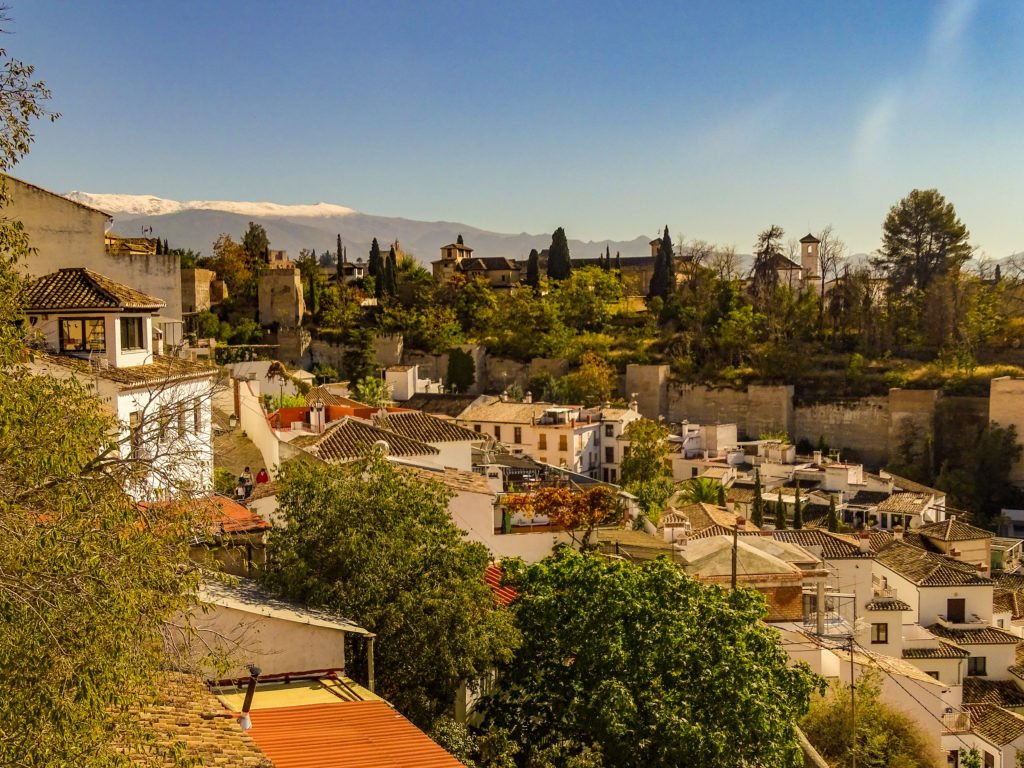 Places to visit in Granada - The Albaicin