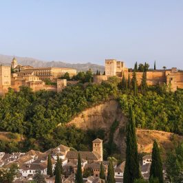 Historical city of Granada