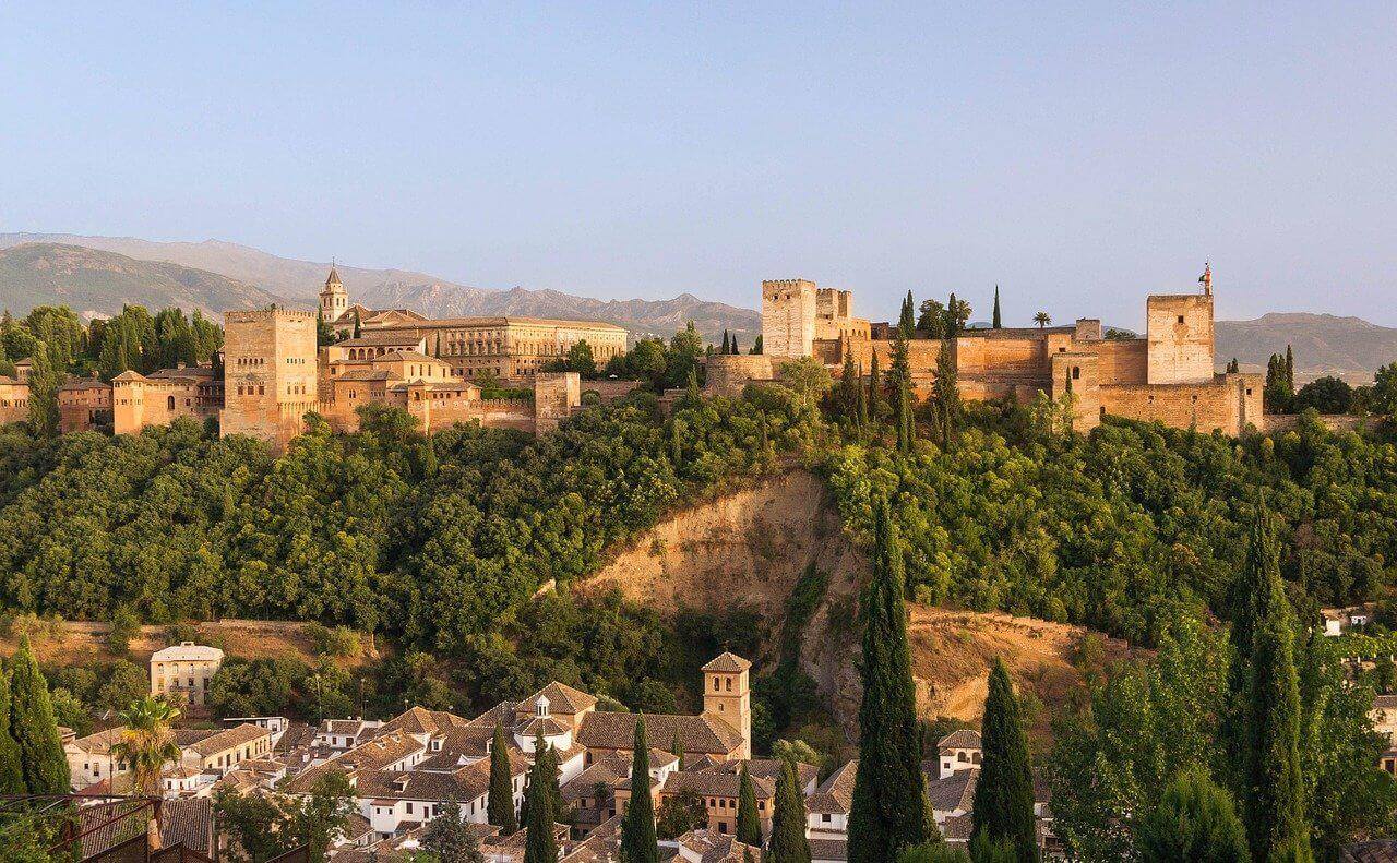 Historical city of Granada
