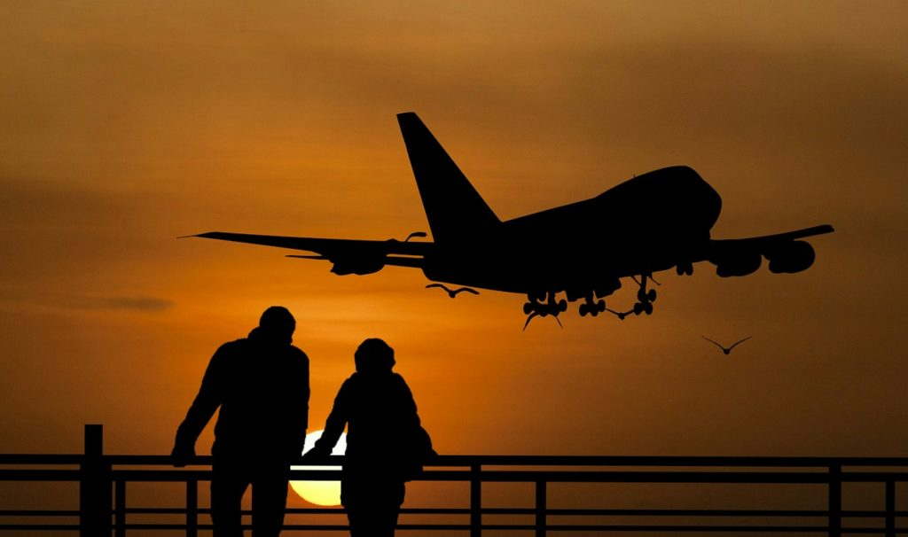 Save on air fare for your honeymoon