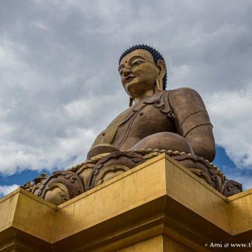 Secrets of Buddha Dordenma at the Thimphu Buddha Point