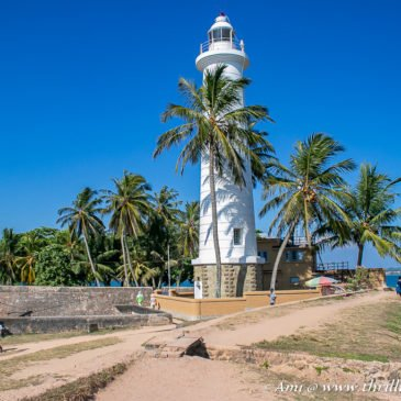 Exploring Galle Fort in a day, Sri Lanka