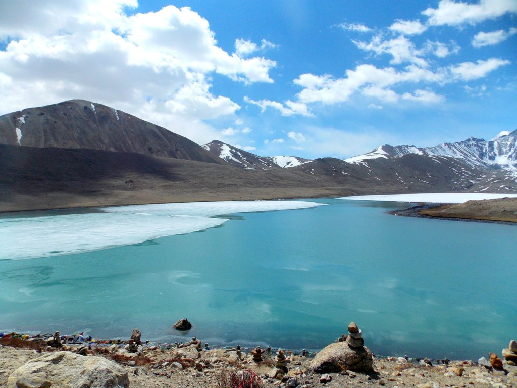 Places to visit in Sikkim - Gurudogmar Lake