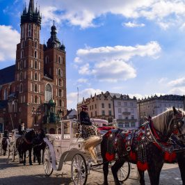 Krakow - the cultural hub of Poland