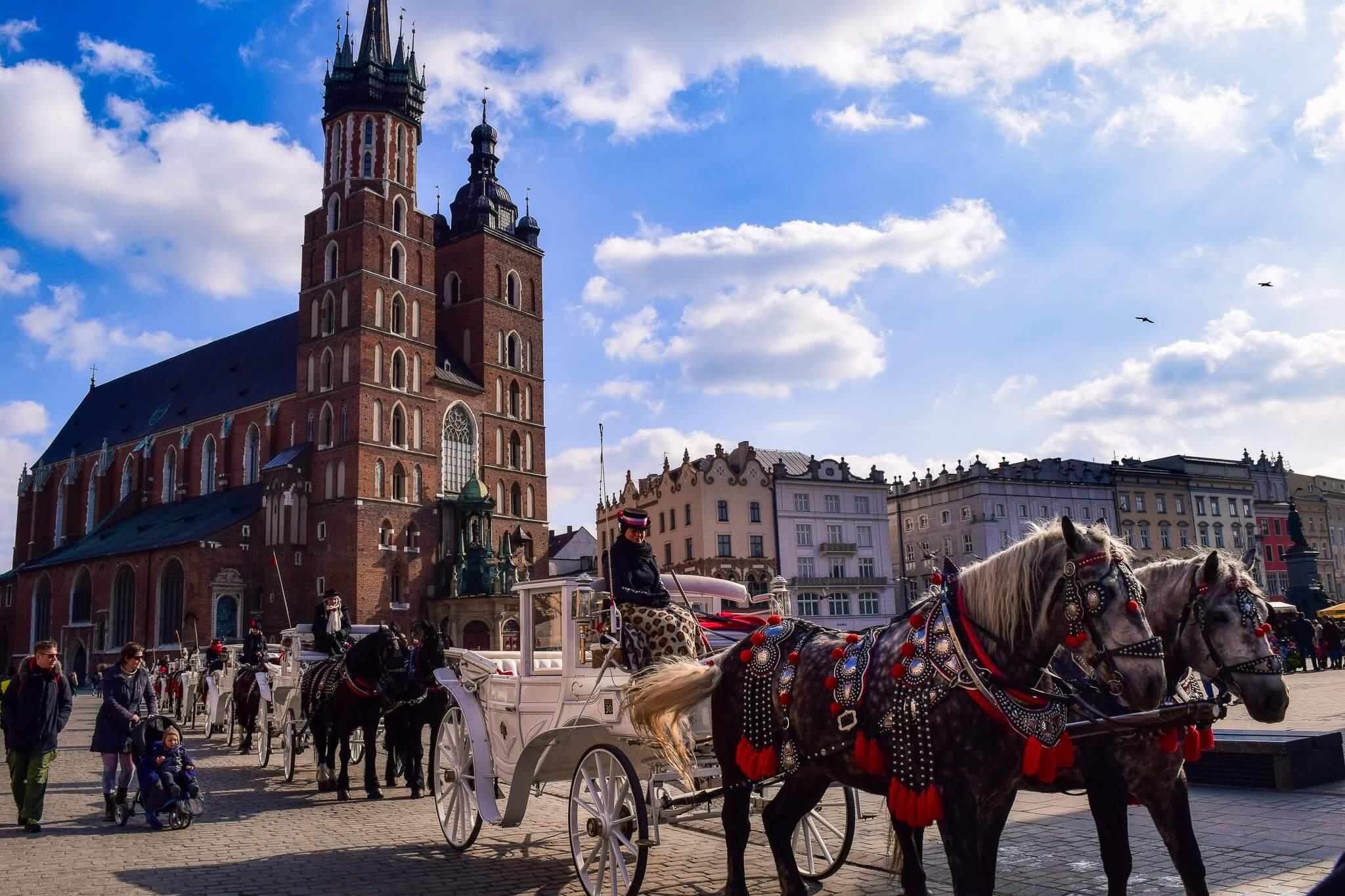 Krakow - the cultural hub of Poland