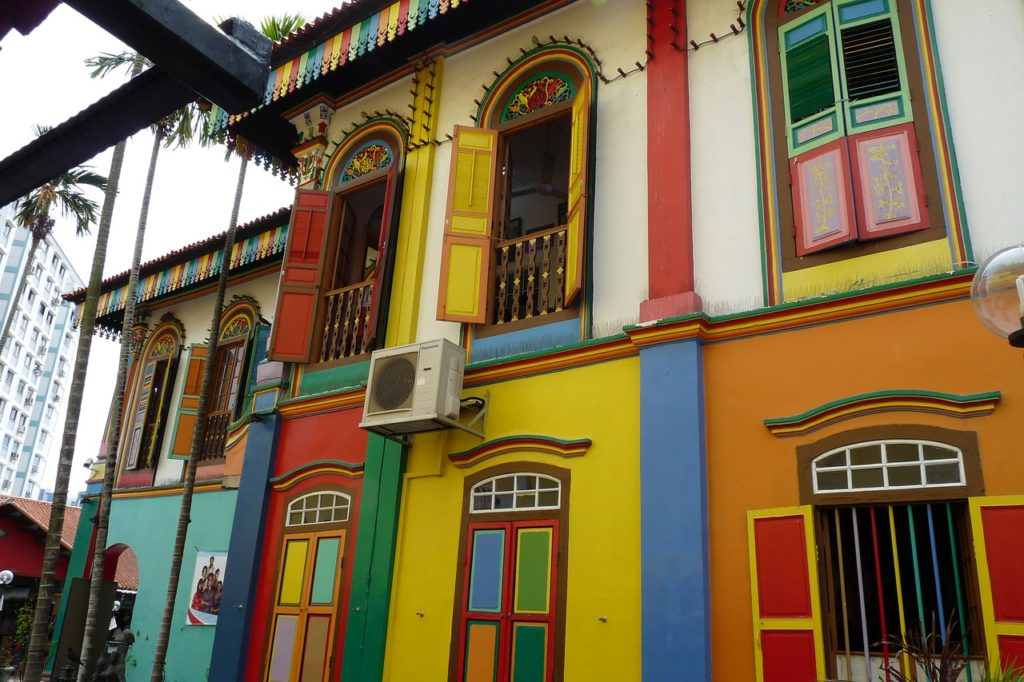 An important Singapore Attraction - Little India