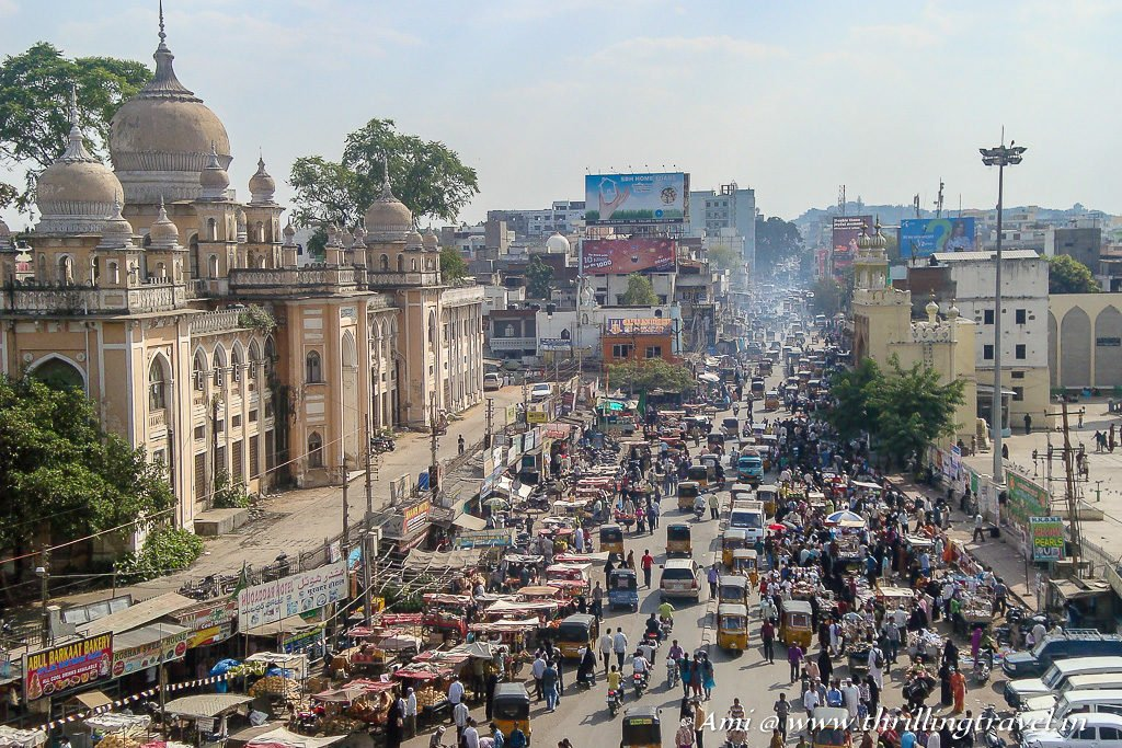 Hyderabad - a city that has grown beyond its historic borders