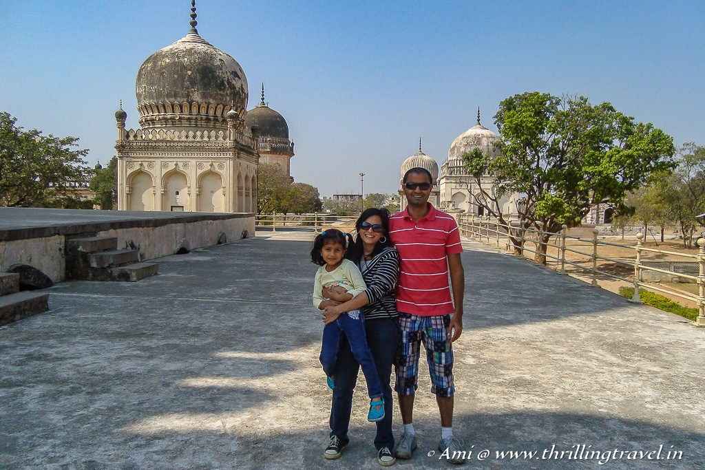 Jubilee Hills for a stay in Hyderabad will get you closer to Qutub Shahi Tombs