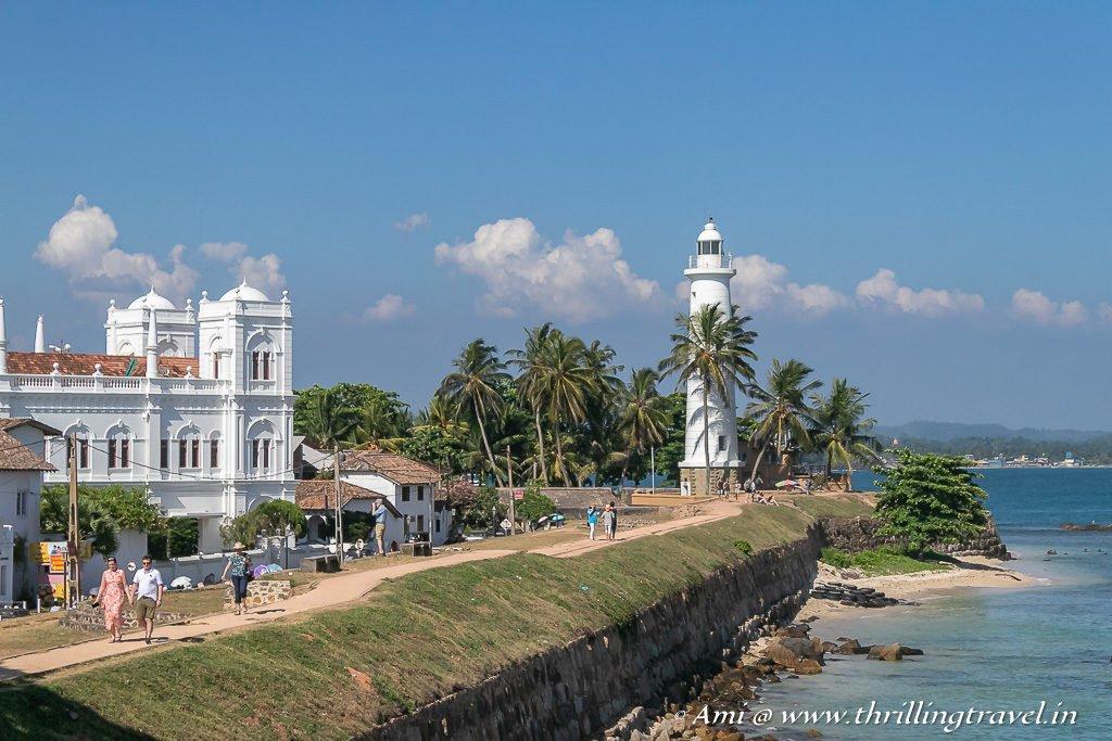 Ramparts of Galle Fort