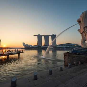"Singapore: The Dream Destination for""Me-Time"""