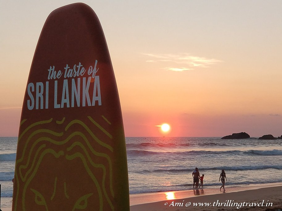 Hikkaduwa - one of the must-visit places in Sri Lanka