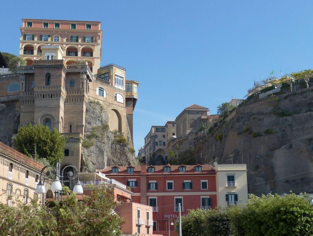 Visit Sorrento Old Town