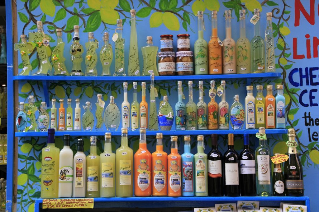 Try a Limonoro - an unique thing to do in Sorrento