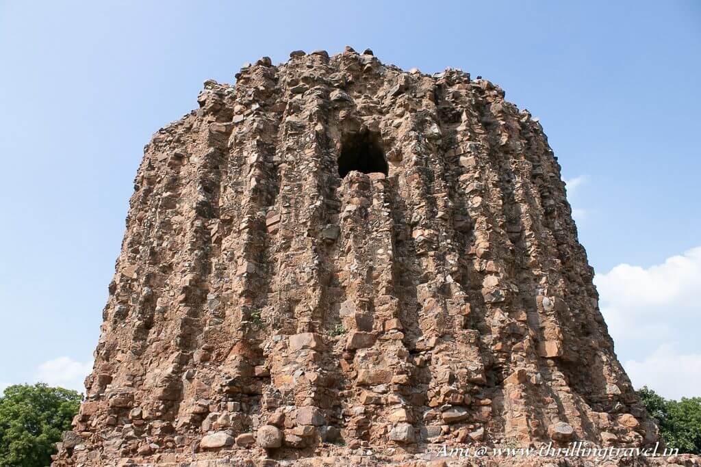 Alai Minar in the Qutub Complex