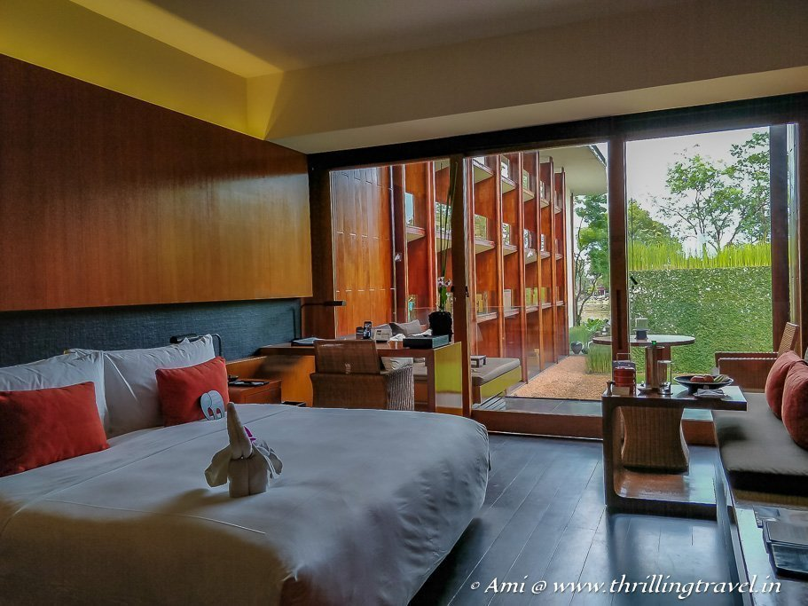 My stay in Chiang Mai - Anantara Resorts