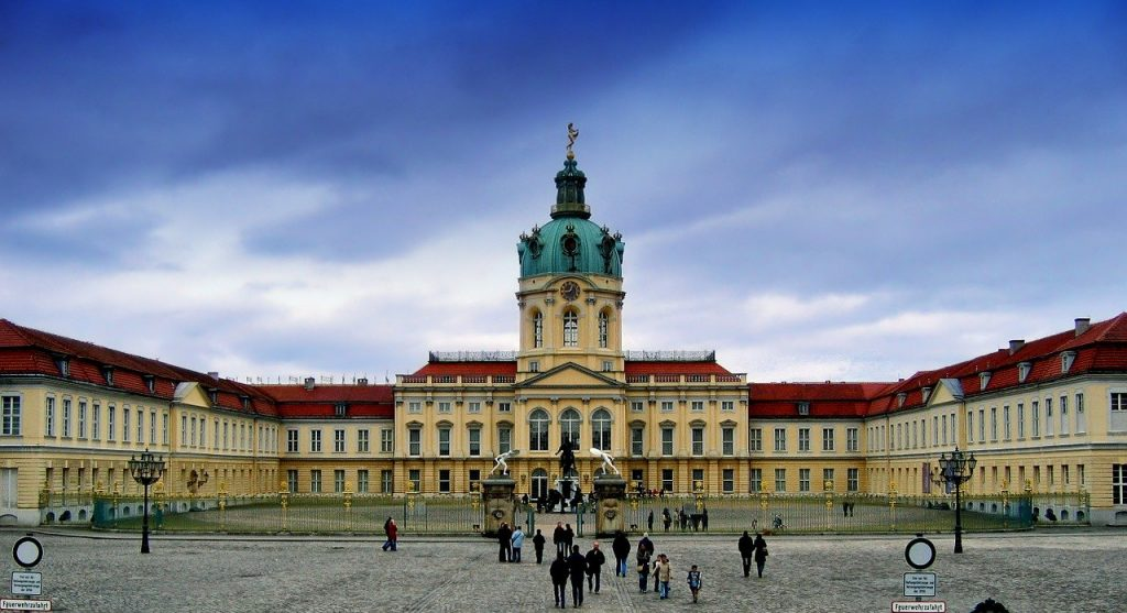 A must-visit Berlin attraction - the Charlottenburg Palace