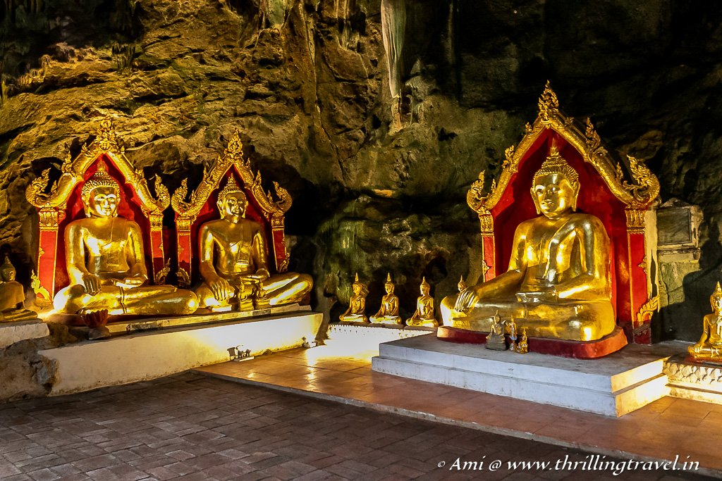 Khao Luang Caves - a day trip from Bangkok