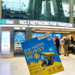 DTAC Sim for Indian Travelers