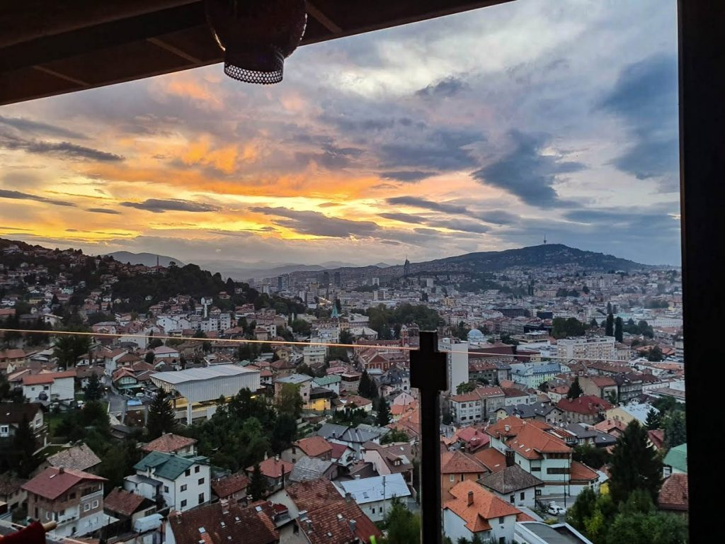 Discover the old Sarajevo Town