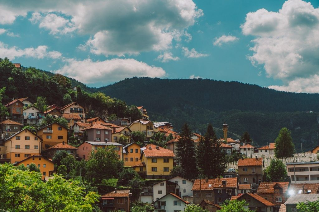 Sarajevo city - the base for your travel in Bosnia and Herzegovina
