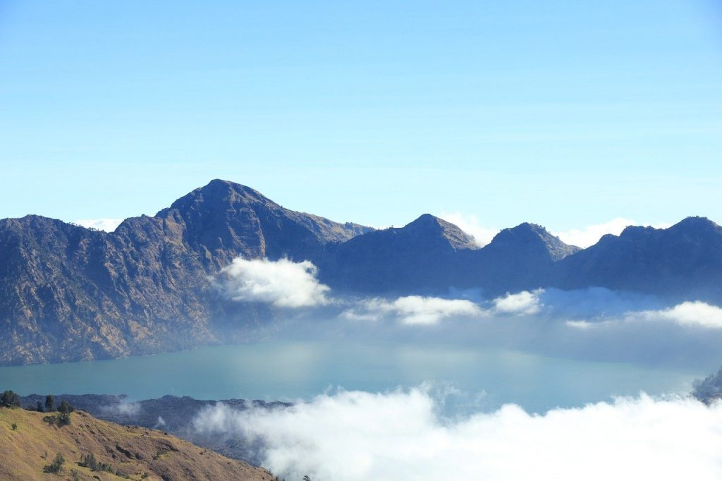 Mount Rinjani hike - a definite activity to do in Lombok