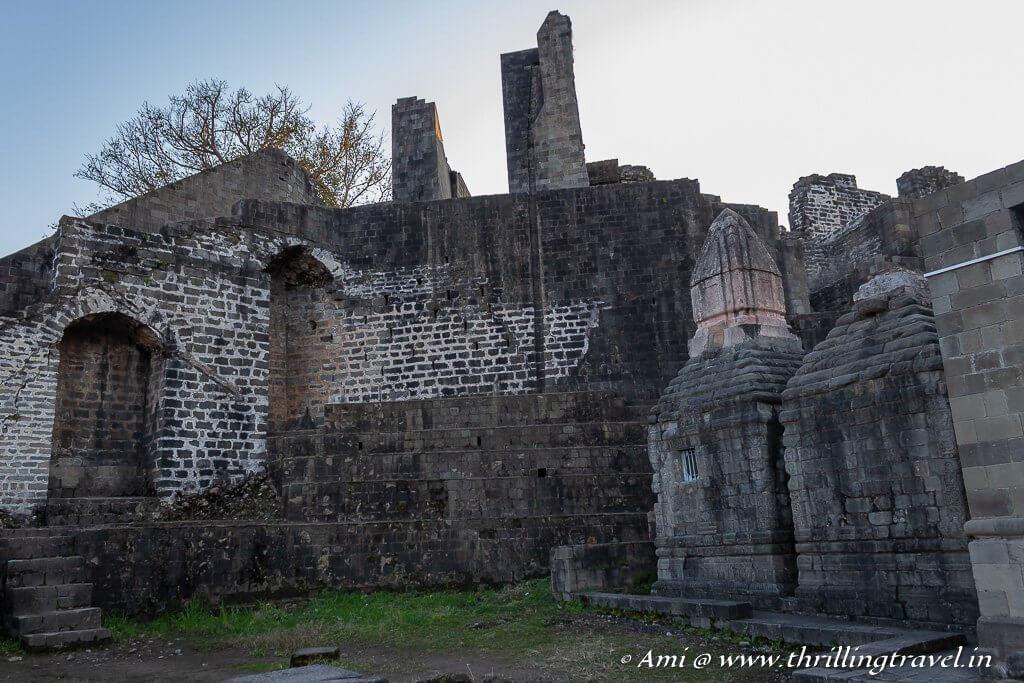 Ruins of Ambika Temple