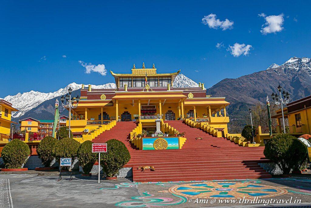 The Gyuto monastery