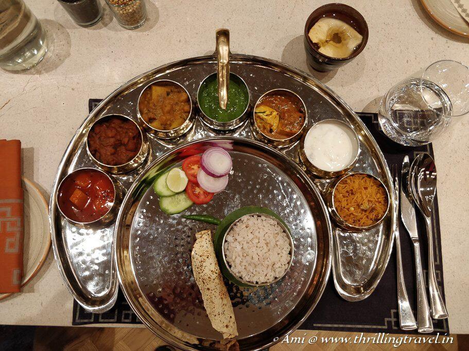 Himachali Thali