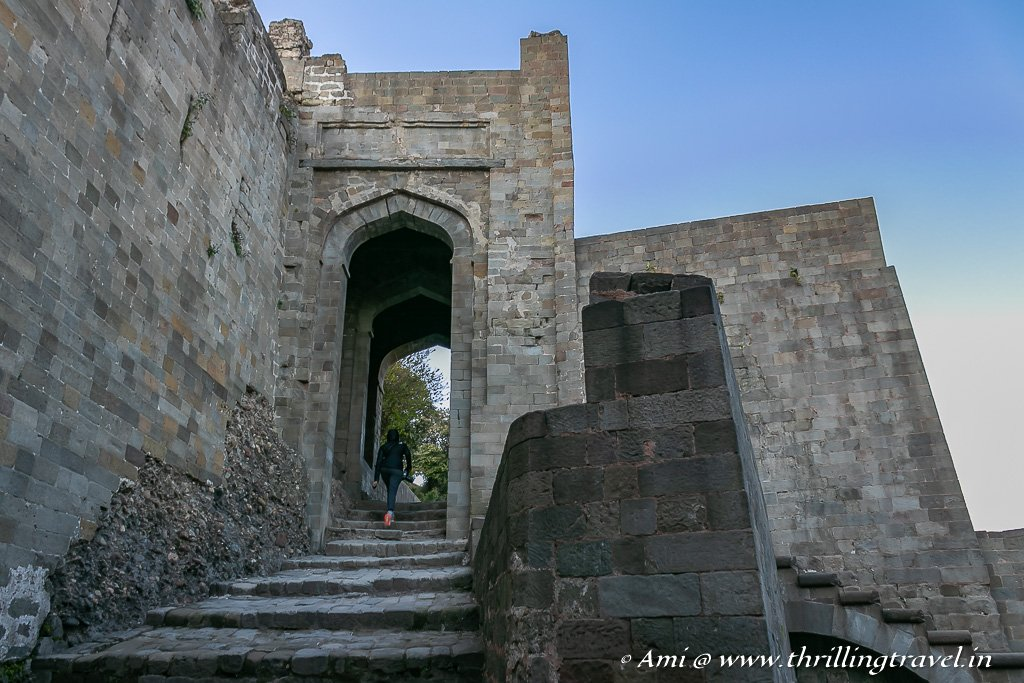 Jahangiri Gate at Kangra Fort