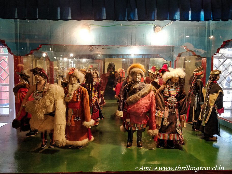 Locals of East Tibet