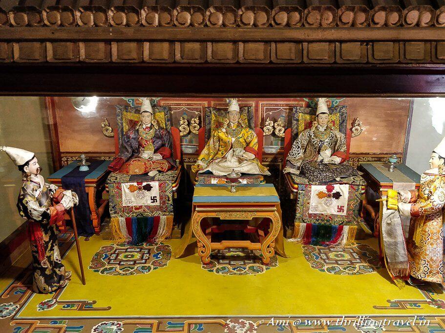 The Tibetan Kings