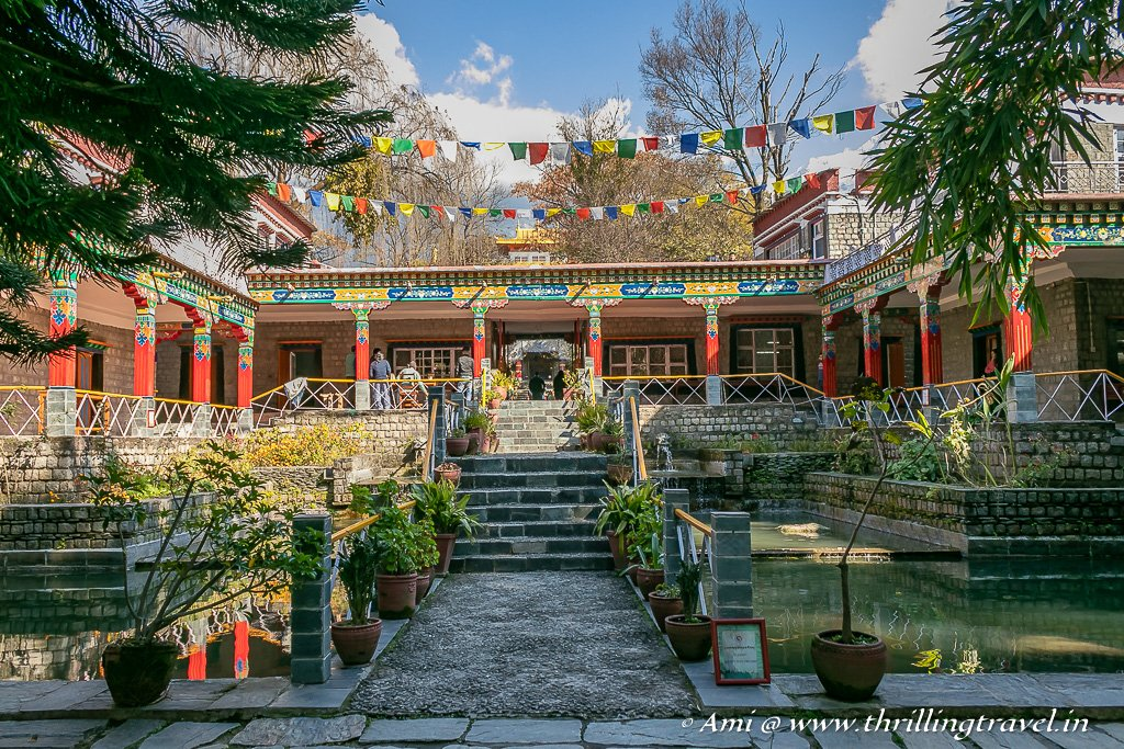 Dharamshala Attractions - Norbulingka Institute