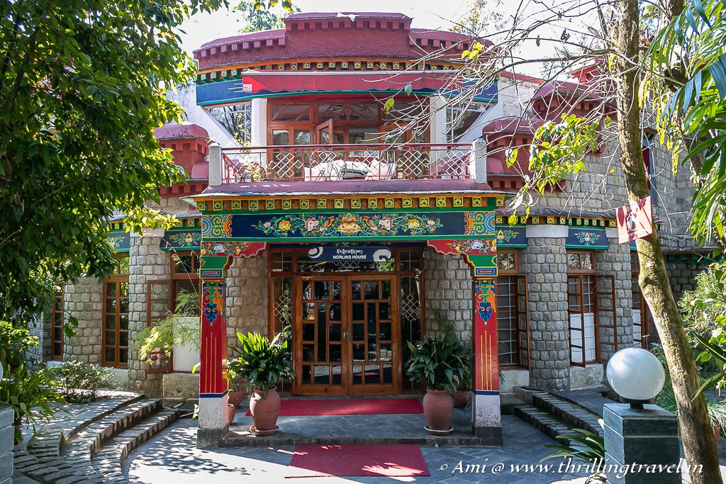 Norling House - one of the places to stay in Norbulingka