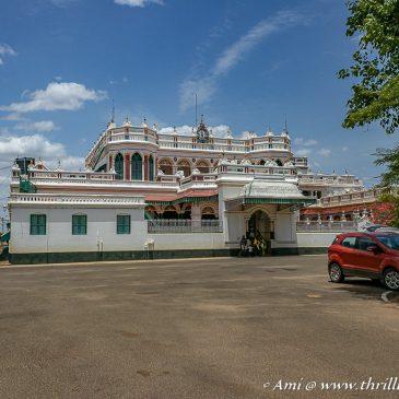 Inside Kanadukathan Palace – The Maharaja's Palace in Chettinad