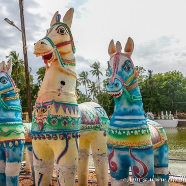 The Terracotta Horse Temple – The Ayyanar Temple of Chettinad