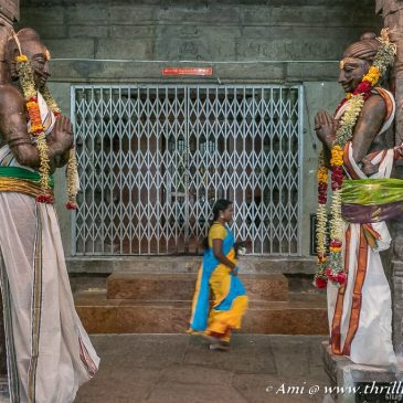 A dose of Chettinad culture & architecture through the Karaikudi Temples
