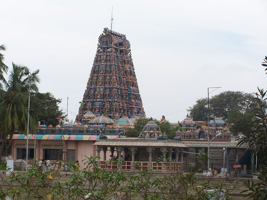 Pillayarpatti temple - one of the key Karaikudi temples
