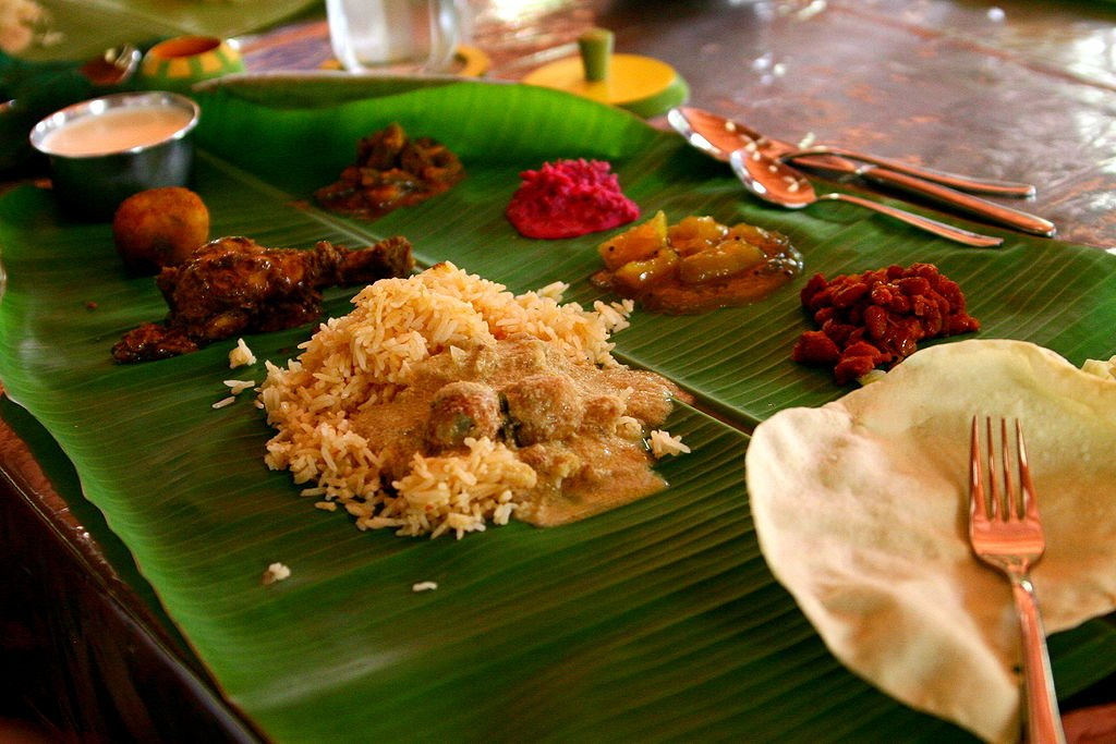 Delights of the famous Chettinad Cuisine
