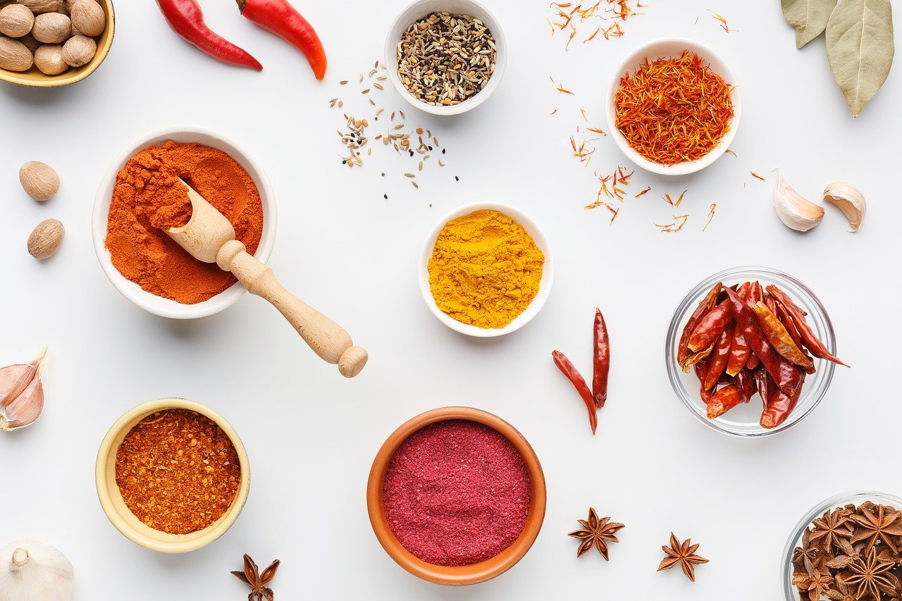 Spices that are used to create the base for Chettinad Cuisine