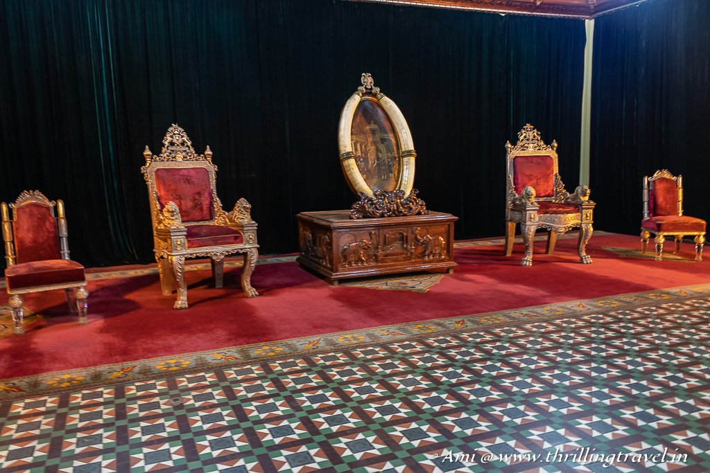 The Royal furniture