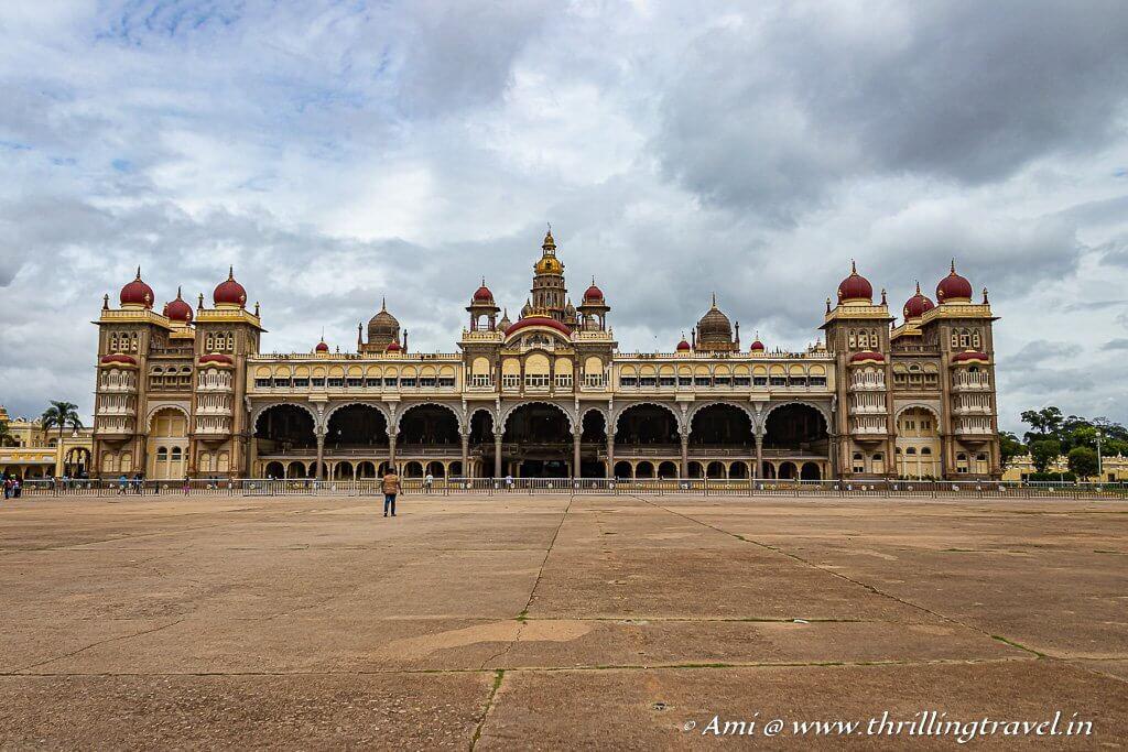 The Indo-Saracenic Architecture of the Mysore Maharaja Palace