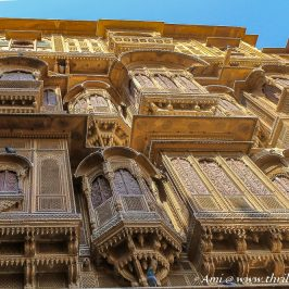 Patwon ki Haveli Jaisalmer - one of the must-visit places of the golden city