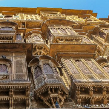 A whirlwind tour of Patwon ki Haveli in Jaisalmer