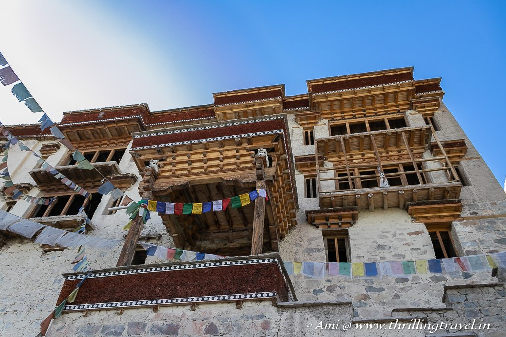 Shey Monastery and Palace on the Leh-Manali Road