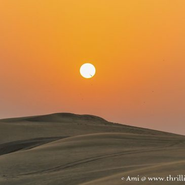 A complete checklist for Jaisalmer Desert Camps