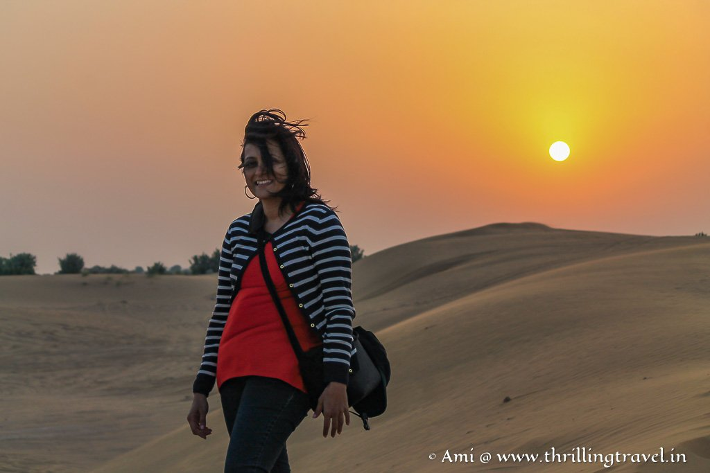 Pack appropriately for your trip to the Desert national park in Jaisalmer