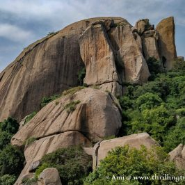 Trekking in Ramanagara Hills is a great option for a day trip from Bengaluru