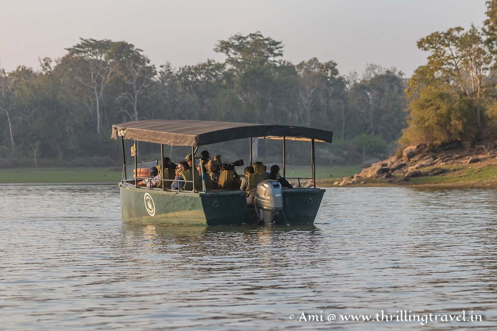 Kabini Boat Safari - a dynamic option that birders would love